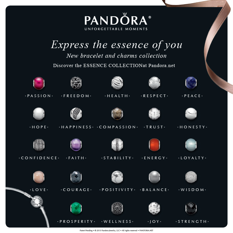 Pandora - Essence_Beads.jpg - brand name designer jewelry in San Diego, California
